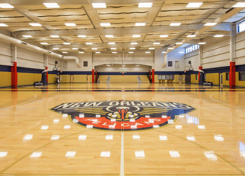 Pelicans Training Facility