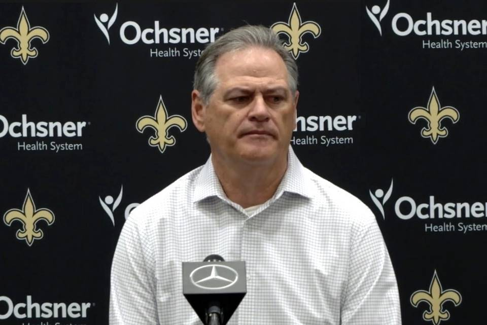 Q&A: Mickey Loomis talks Saints to start NFL Draft week