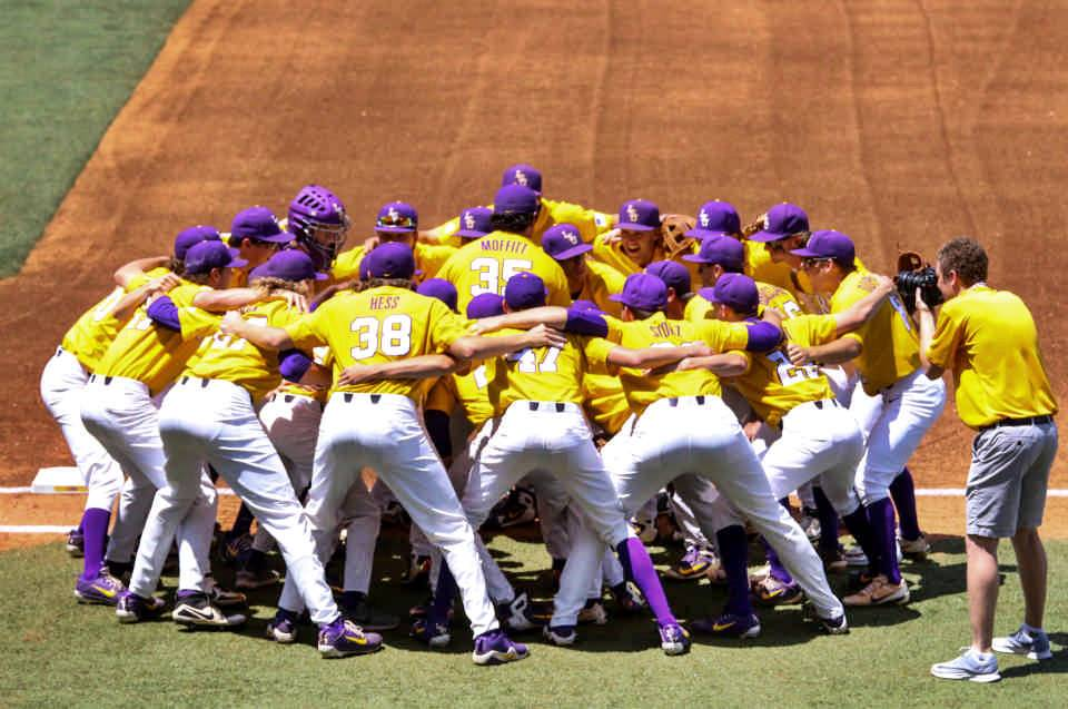 Lsu Baseball S Fan Fest Set For Sunday Crescent City Sports