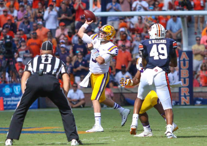 All the Right Moves: LSU's offseason yield results early in season