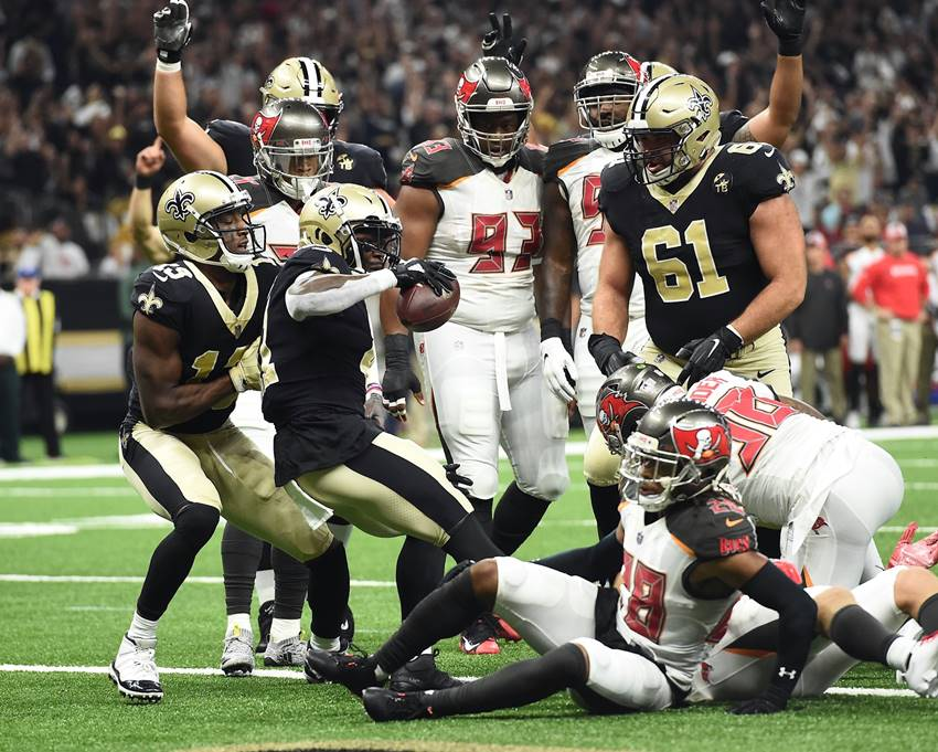 Saints defense lays egg in opening loss to Bucs