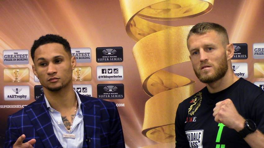 "Prograis: ""I will go out there, be me and have fun"" versus Flanagan"