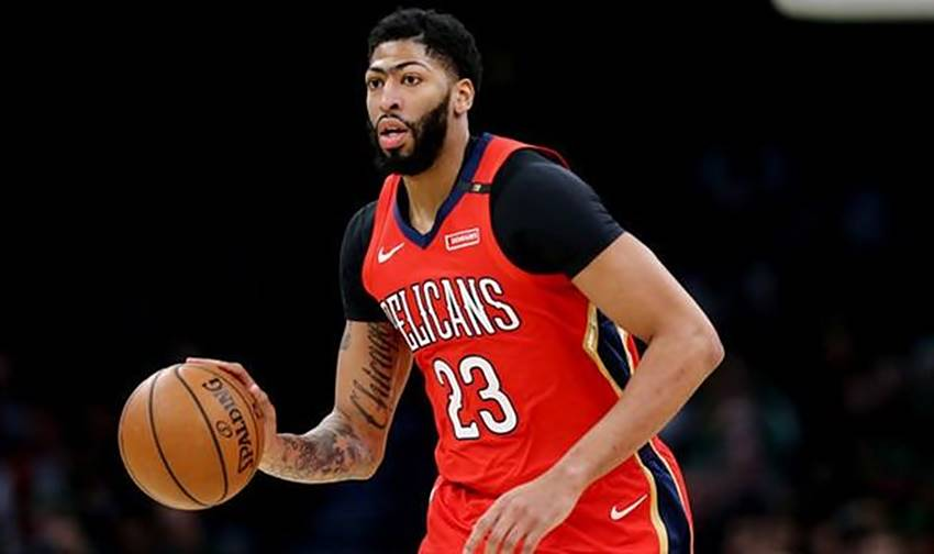 Latest Anthony Davis injury could do everyone a favor