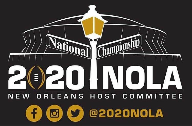 College Football Playoff, New Orleans preparing to host complete weekend of events along with 2020 CFP National Championship