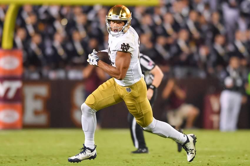 NFL Draft: Saints pick Notre Dame TE Alizé Mack, Idaho LB Kaden Elliss in 7th round