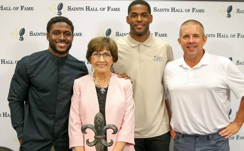 Video: 2019 Saints Hall of Fame induction class press conference