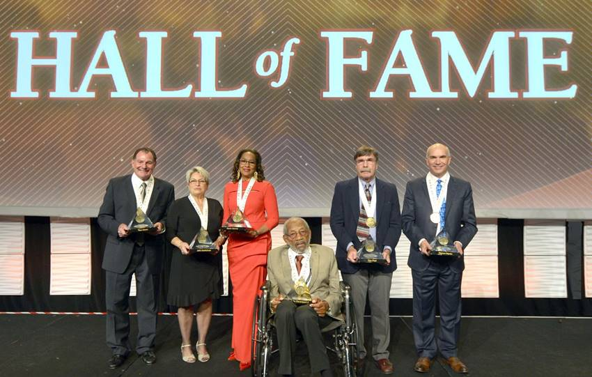 USTFCCCA Coaches Hall of Fame Class of 2018