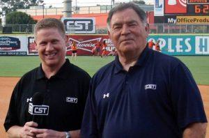 Tim Grubbs and Ron Swoboda