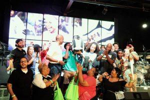 Kipp Central City teachers celebrate classroom makeover