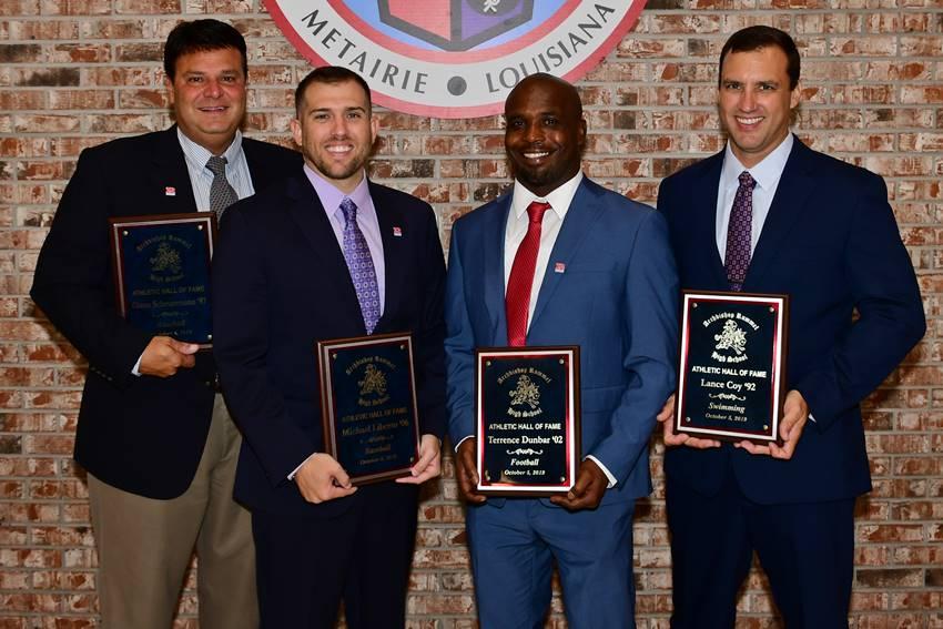 Rummel Hall of Fame Class of 2019