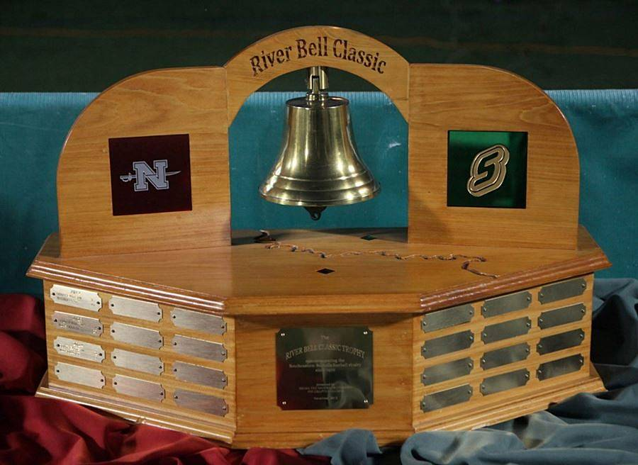 River Bell Classic trophy