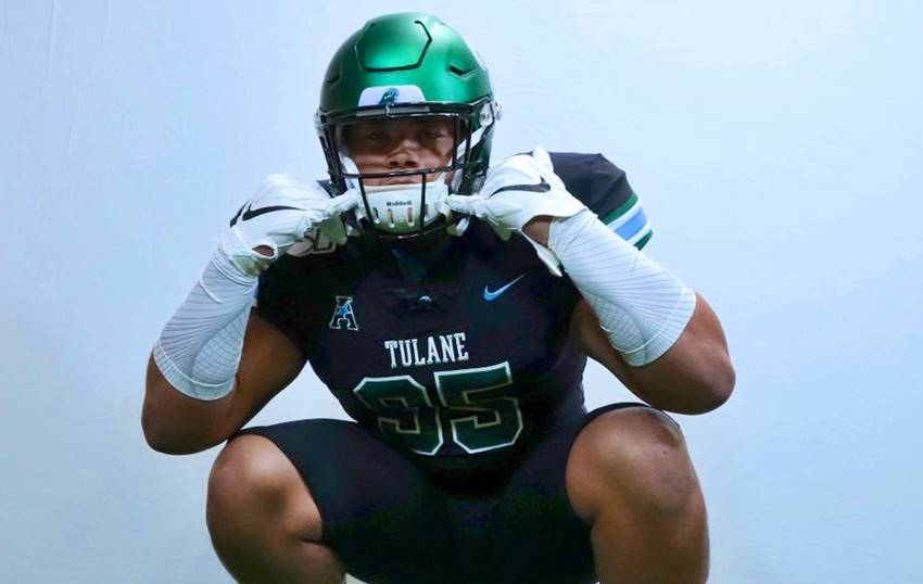 Tulane completes 2020 National Signing Day Class