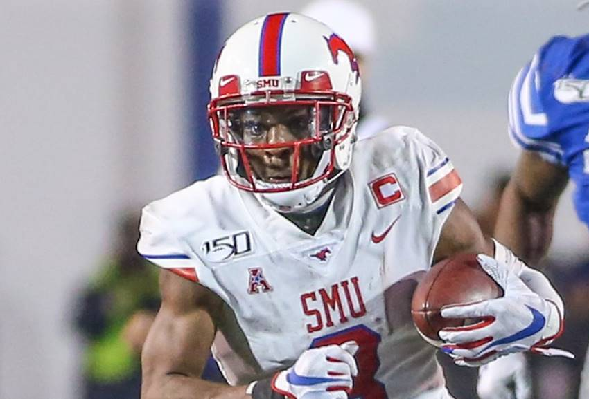 James Proche at SMU