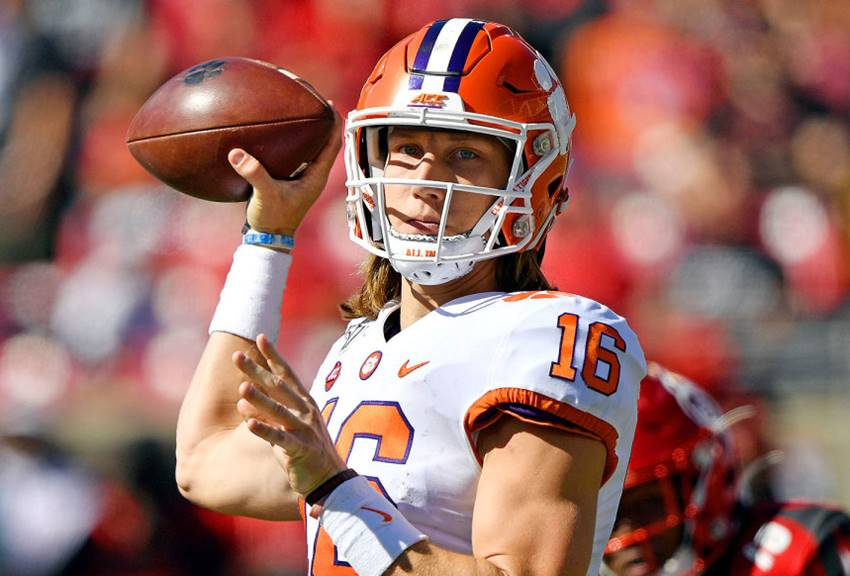 Clemson is the measuring stick in college football today.