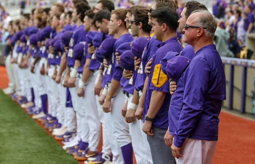 LSU baseball anthem
