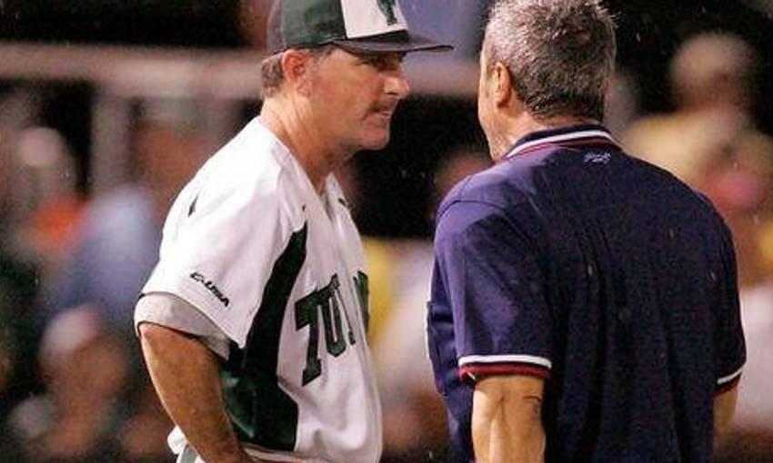 Rick Jones, Tulane baseball coach