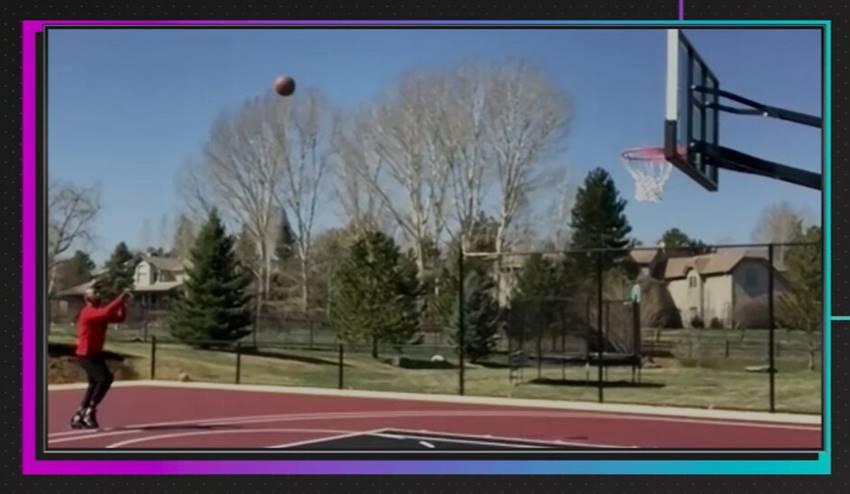 NBA HORSE screenshot