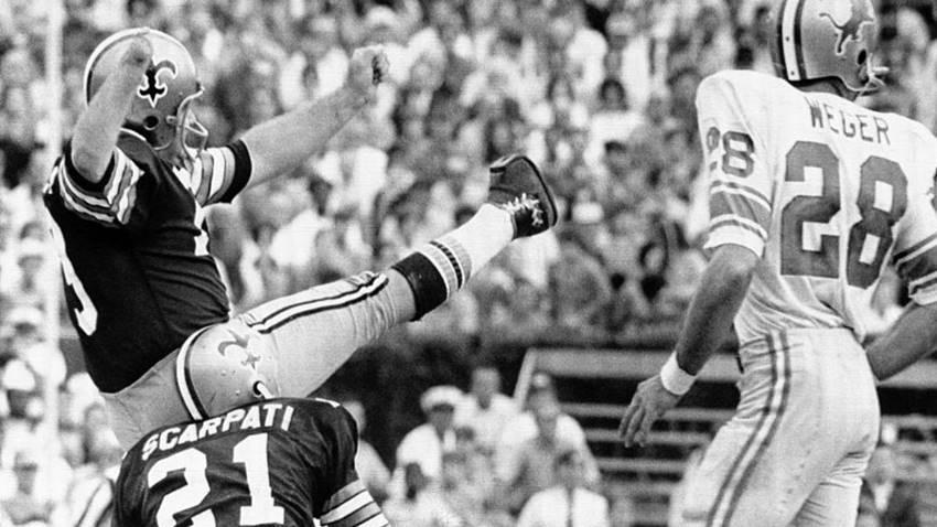 Flashback: Dempsey remembers record kick on anniversary