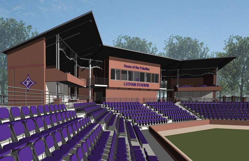 Furman baseball stadium