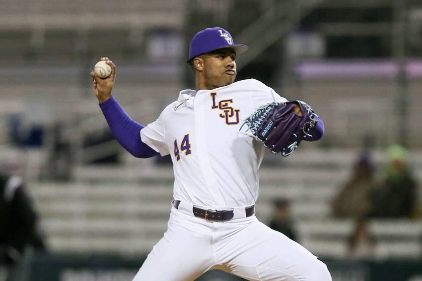 LSU pitchers Jaden Hill, Devin Fontenot named Preseason All-Americans by Collegiate Baseball