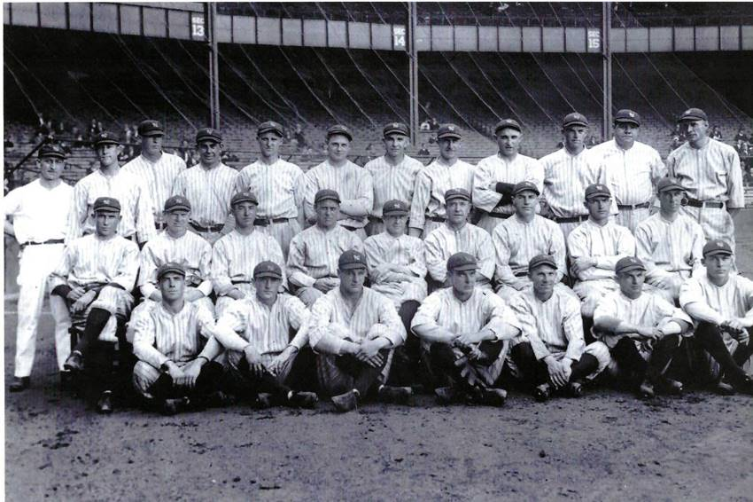 1923 New York Yankees