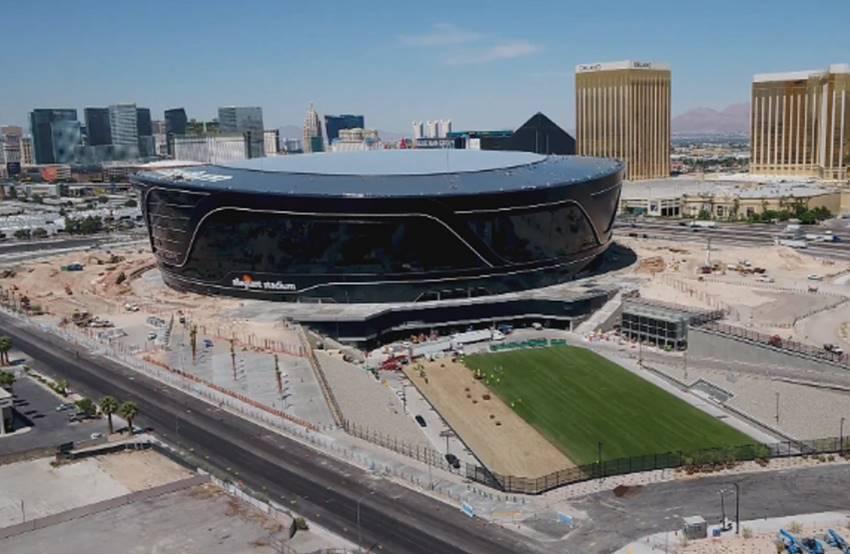 Raiders new stadium Las Vegas