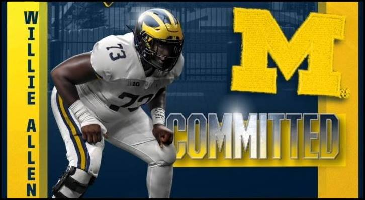 Willie Allen to Michigan