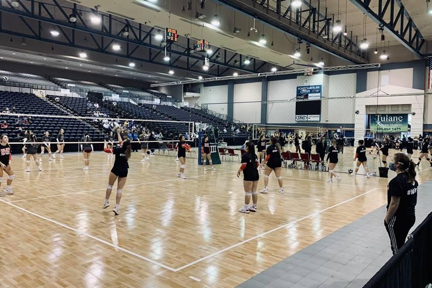 LHSAA volleyball