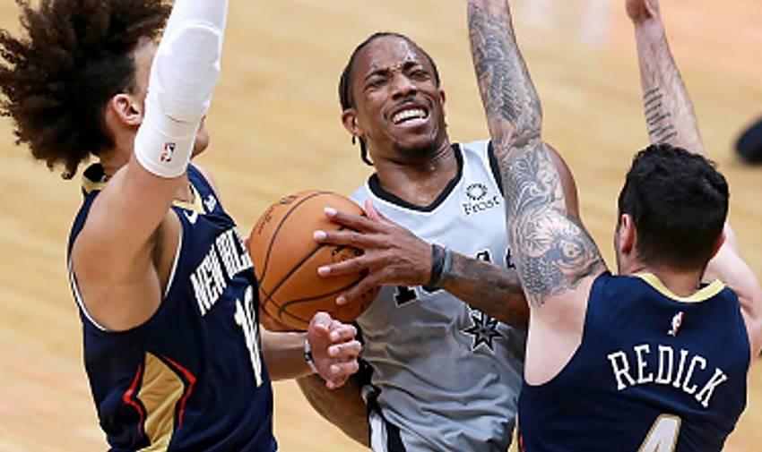 Pelicans beat Spurs
