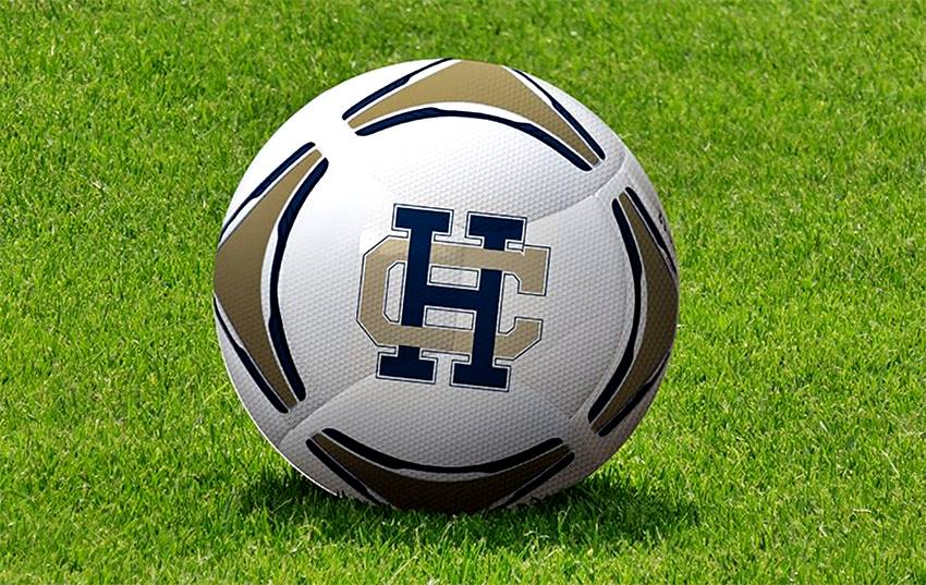 Holy Cross soccer