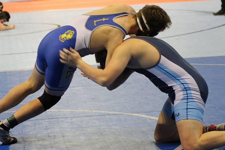 2021 LHSAA Wrestling Championships Day 1