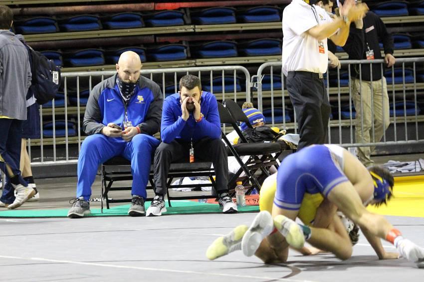 St. Paul's wrestling