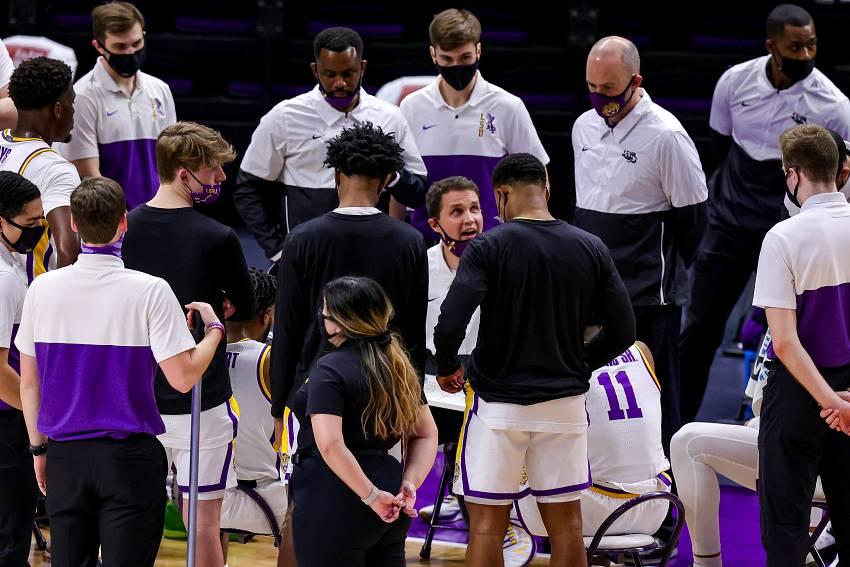 Will Wade and LSU basketball