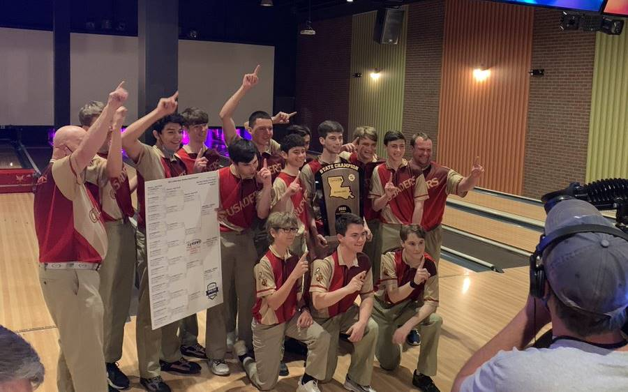 Brother Martin, Chapelle win state bowling titles