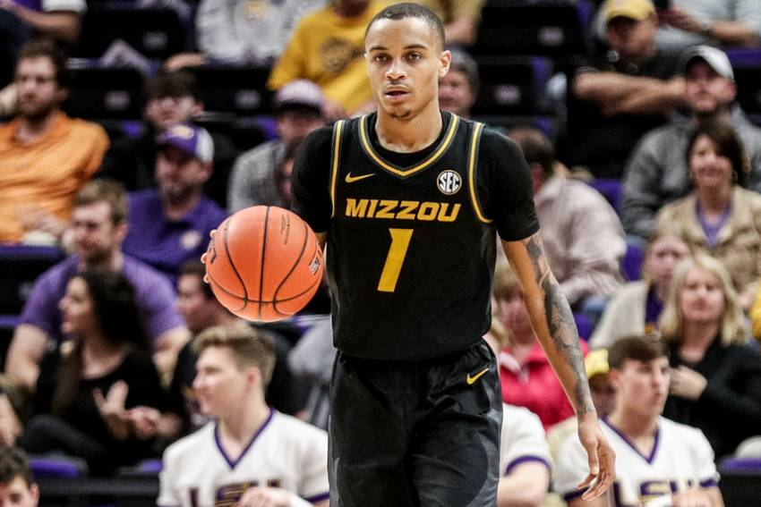 Xavier Pinson at Mizzou