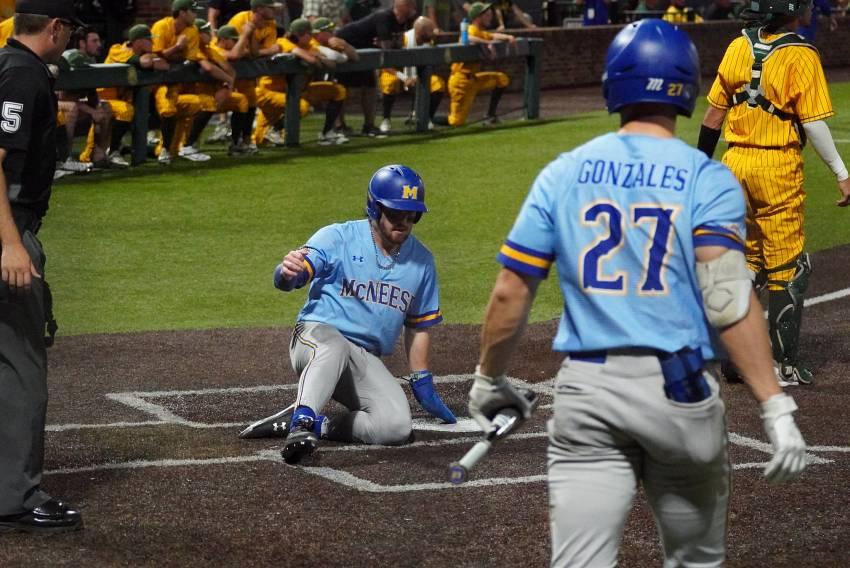 McNeese-SLU baseball