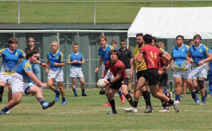 Brother Martin-St. Paul's rugby state finals