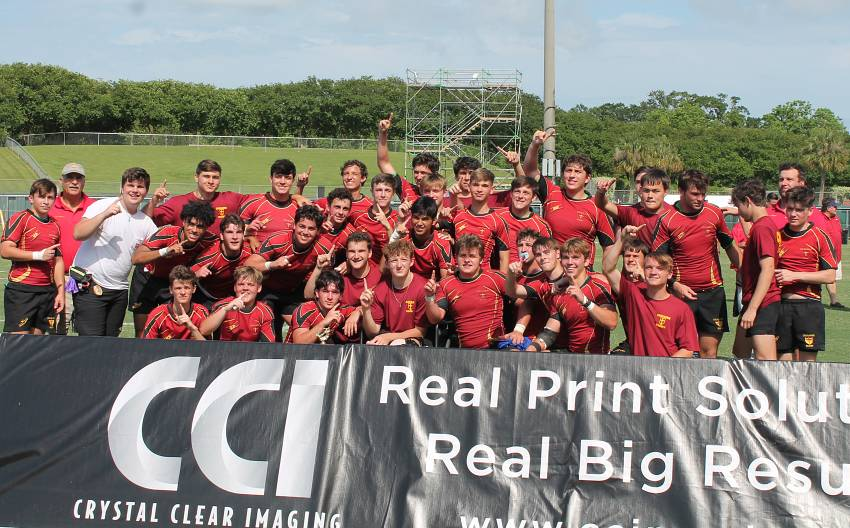 Brother Martin rugby state finals