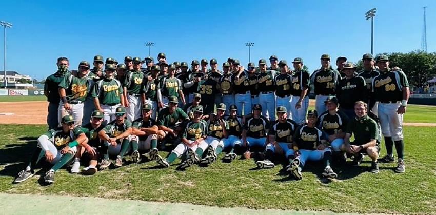 Delgado 2021 Region 23 champions