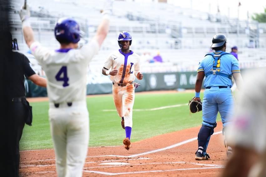 LSU-Southern baseball