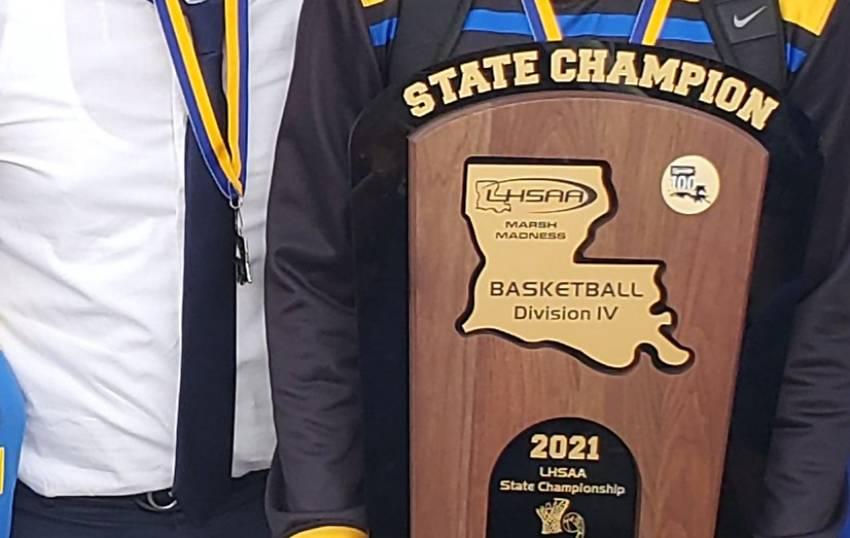 LHSAA state champion