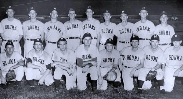 1946 Houma Indians of the Evangeline League