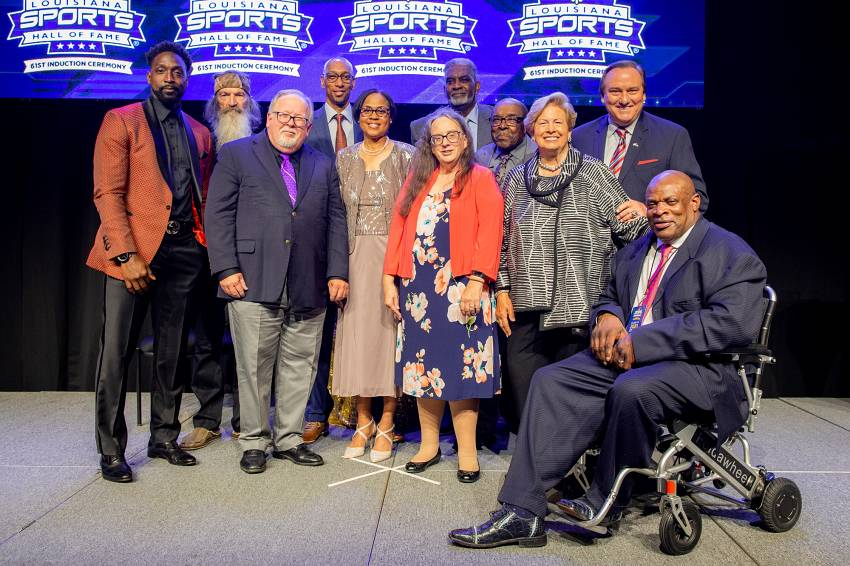LA Sports Hall of Fame Class of 2020