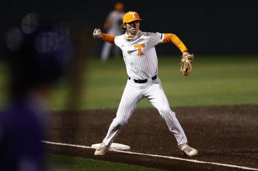 LSU at Tennessee baseball 2021 regular season