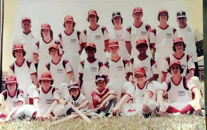 1975 Wisner Babe Ruth baseball team