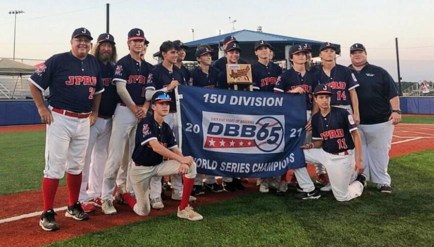 Jprd East 15u Team Adds Another Dixie Boys Baseball World Series Title Crescent City Sports