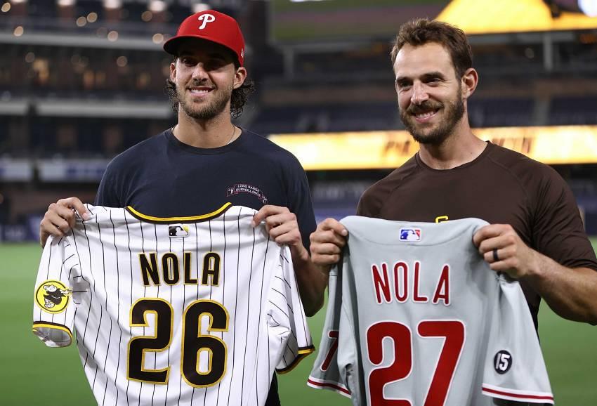 Austin and Aaron Nola