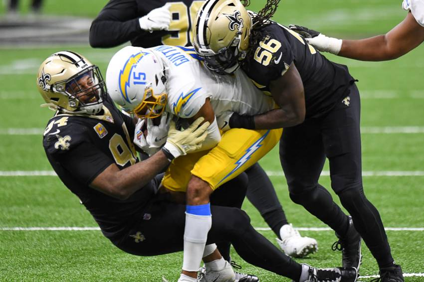 Saints defense ready to assume larger role in the team's identity