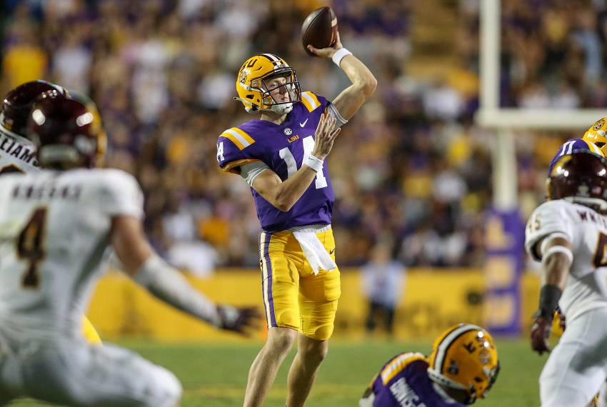 LSU better in several areas, still lacking in others during win over Central Michigan