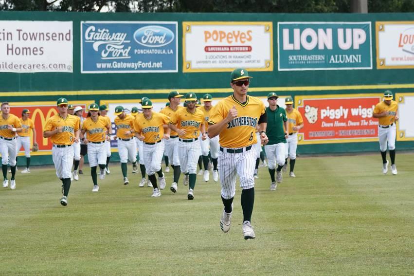 Southeastern Lions baseball at Alumni Field